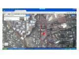 gambar posisi dari satelite Google maps