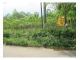 Jual Tanah Strategis di Tajur Halang, Bogor
