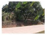 Jual tanah tempat strategis, daerah Cibubur ( Seberang Citra Grand Cibubur )