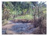 Dijual cepat, murah tanah di Awiligar Bandung Utara