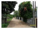 jalan Batan Raya , pohon bambu didepannya