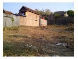 Tanah di Jalan Dewi Sartika Timur 100 Meter dari Jalan Raya