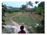 Tanah Strategis Daerah Bintaro