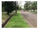 Dijual Tanah Kavling Telaga Golf Sawangan Depok Jalan Boulevard Luas dan Lokasi Strategis