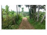 Tanah darat di Bojonggede, Bogor (kode : CS15-17)