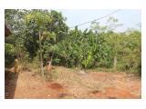 Dijual Tanah Daerah Sawangan, Depok.