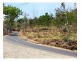 Lokasi Tanah Pinggir Jalan Aspal