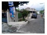 Disewakan Rumah Hoek Dengan Lahan Luas Yogyakarta