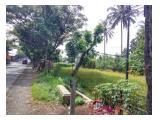 Dijual Cepat Tanah Luas 5600 M2 (Shm), Pinggir Jalan Nasional III