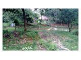 Rumah dan danau kecil , Tanah Sentul Bogor 2000m2 dijual murah