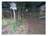 Tanah Dijual Cepat Daerah Ciater / Rawa Macek BSD