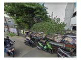 Disewakan Tanah Komersial di Jalan Raya Pondok Kacang Tangerang Selatan