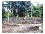 tanah setelah dibangun