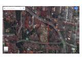 Sewa / Kontrak Tanah Murah, Strategis, Pinggir Jalan Raya di Jakarta Selatan
