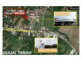 Dijual Tanah SHM Cileungsi Jonggol 1250 M2