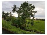 Jual TANAH (sawah) di MAROS Sulawesi Selatan