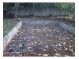 Tanah 10.700 m2 (ada rumah) di Ciseeng Cocok Peternakan & Perkebunan