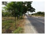 Dijual/Disewakan Tanah Murah di Kartasura, Sukoharjo