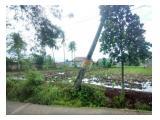 Jual tanah prospek dipusat kota cianjur
