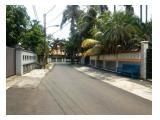 Dijual Lahan/ Tanah Kavling 360m Murah, Bebas Banjir, Harga 6,2M, di Kemang, Jak-Sel