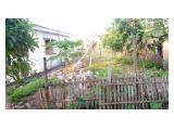 Di jual tanah/lahan kosong LT 80 Meter wilayah bekasi tanpa perantara