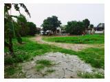 Dijual Tanah seluas 2000m2, sudah termasuk 4 bangunan kontrakan aktif