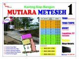 Kavling MUTIARA METESEH 1