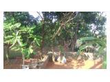 Tanah 600m2 Strategis Parungpanjang - Bogor (Dekat Serpong, Tangsel)