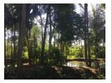 Jual Tanah Kosong + 2 Kolam Ikan, Daerah Sukabumi Kota (Ciandam)