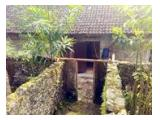 Jual tanah 562 mtr ada rumahnya di Jl. Wates Km 12, Sedayu, Yogyakarta