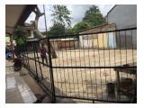 Disewakan tanah di Cinere Depok - pinggir jalan raya - 240 M2