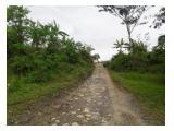 Dijual Tanah 1,5 Ha Bersertifikat di Bogor