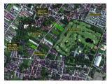 Tanah dijual bisa untuk hotel/villa/apartemen