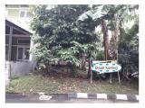 kavling hook lokasi strategis di palem semi karawaci Tangerang