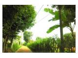 Tanah di Salabenda, Kemang Bogor 5400m2. Dkt exit tol Desari menuju cibinong jl tegar beriman. Utk town hs bgs, gudang, boarding school, bisnis