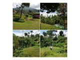 Dijual Tanah dan Villa di Villa Kembar Jawa Barat - 5640m2 SHM Lokasi Strategis