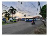 Tanah Gudang Pinggir Jalan Dekat Dermaga Mayangan Probolinggo
