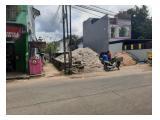 Jual Tanah Jl. Wibawa Mukti 2, Jati Asih, Bekasi - SHM 277 m2