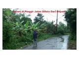 Jual Tanah 3 Hektar di Bedahan Sawangan Depok