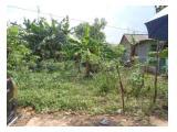 Dijual Tanah di Bekasi Timur 885 m2 SHM