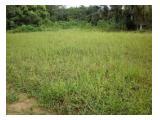 Jual Tanah  Cepat 3600m2 di Ciawi-Bogor