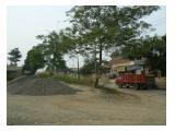 Dijual tanah dipinggir jalan ,lokasi strategis dekat bsd