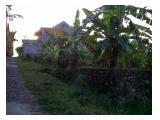 Jual murah tanah di Semarang Ngalian dengan view kota semarang