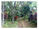 Jual Tanah Berikut Bangunan di Puncak, Bogor - SHM