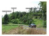 jual tanah, investasi pasti untung, view bagus, lokasi strategis, daerah berkembang pesat