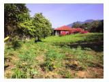 Tanah Kav Villa Orchid Cigombong