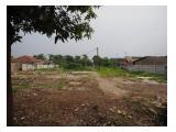 Jual Tanah Tangerang di Jl. Raya Moch Tohar / Raya Mauk (tanpa perantara)