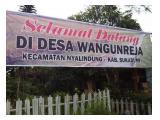 Tanah strategis di kota Sukabumi